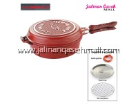 Are Ikan Pan Ajaib 28cm (RED)