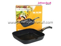 Latim Grill Pan 28cm BLACK