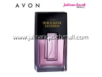Avon Black Suede Leather Cologne Spray 100ml