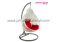 JQ Swing Chair Pear White EXTRA LARGE