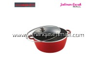 Are Ikan Periuk Rendang 24cm (Red)