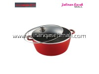 Are Ikan Periuk Rendang 28cm (Red)