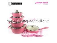 Dessini Baby Pink Ceramic
