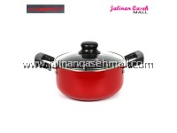 Are Ikan Non-stick Cookware 20cm Red