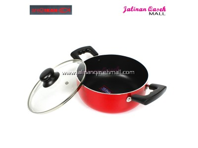Are Ikan Non-stick Cookware 20cm Red