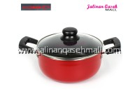 Are Ikan Non-stick Cookware 24cm Red