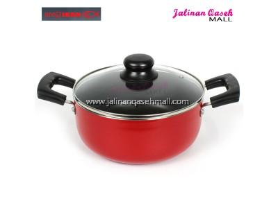 Are Ikan Non-stick Cookware 24cm Red
