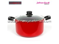 Are Ikan Non-stick Cookware 26cm Red