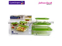Luminarc Easejoy Box 3pcs Green