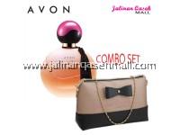 Avon Far Away EDP 50ml COMBO with Ivy Sling Bag