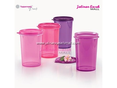 Tupperware Cherrio Quad (4) 1L