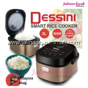 Dessini Rice Cooker 5L Smart Rice Cooker